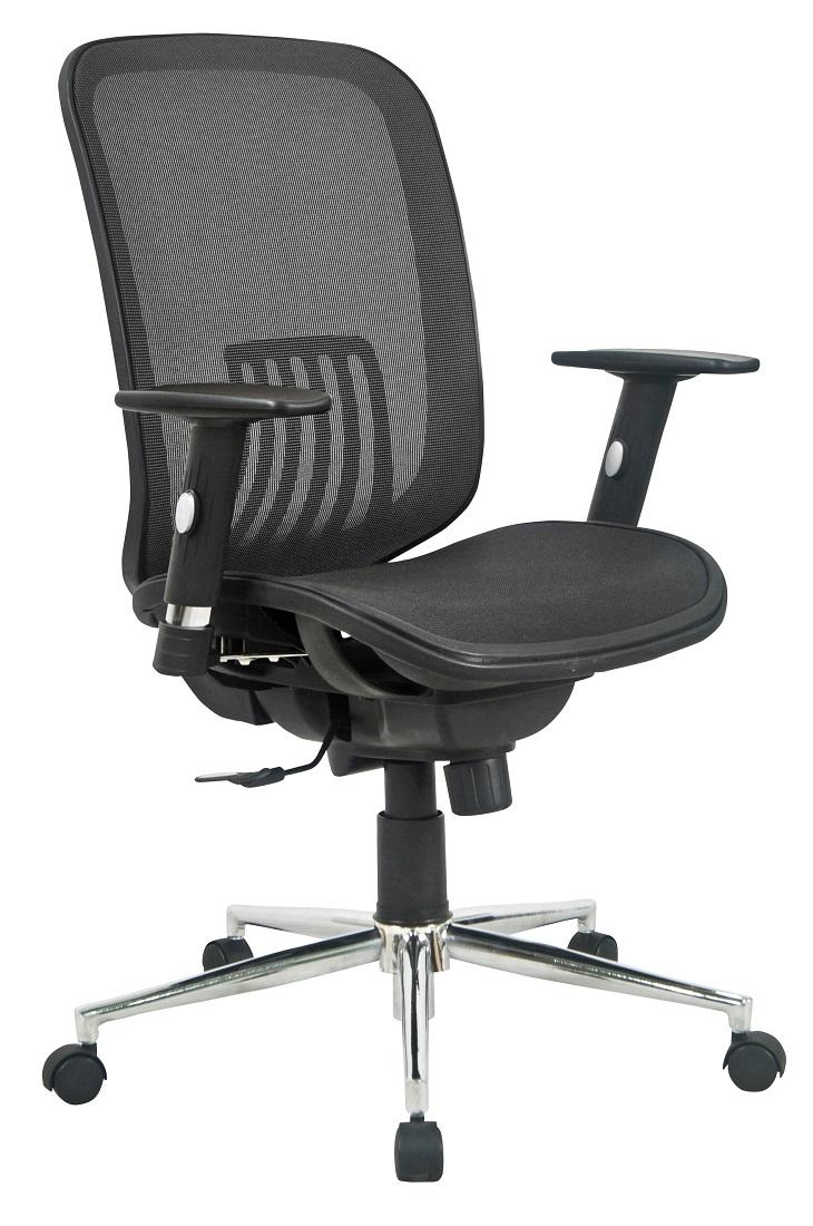 Bureaustoel Axiome – Zwart | Young Furniture