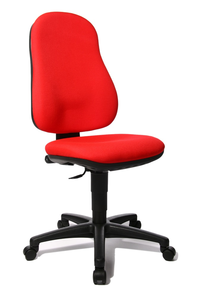 Bureaustoel Point 50 rood | TopStar