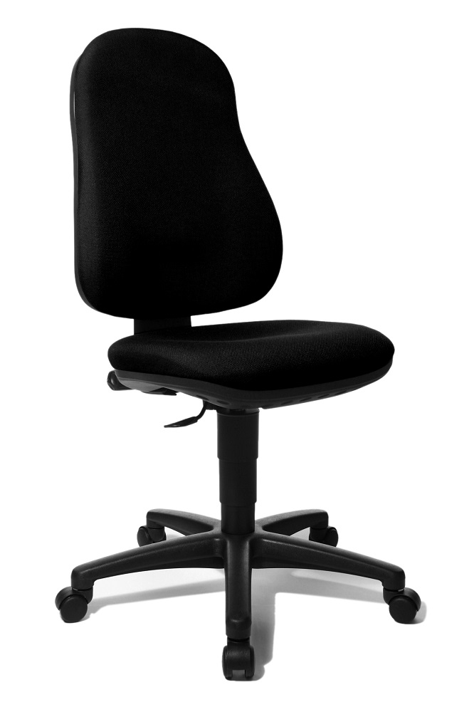 Bureaustoel Point 50 zwart | TopStar