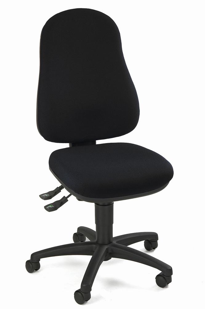 Bureaustoel Point 60 zwart | TopStar