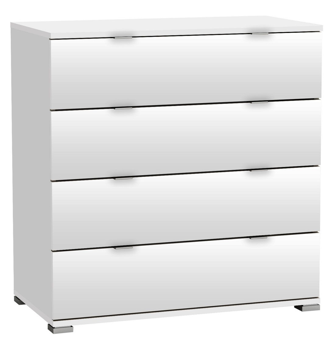 Commode Perfect 82 cm hoog – wit   Young Furniture