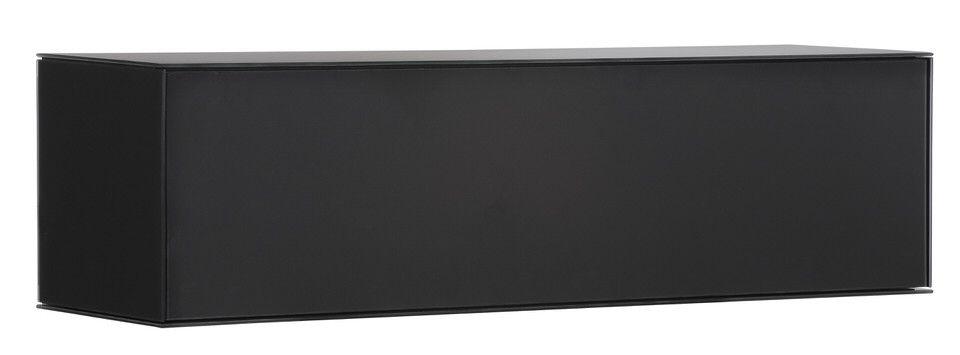 Fristi Hangkast 90 cm breed – zwart | Bermeo
