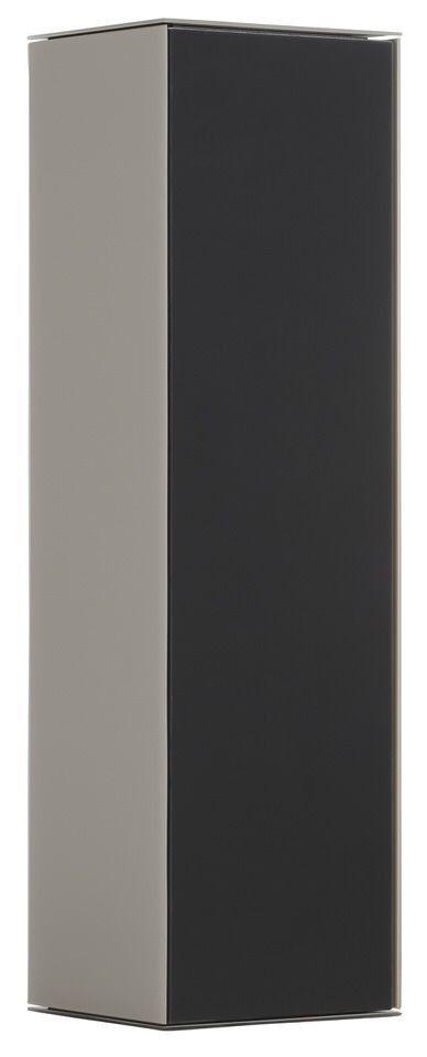 Fristi Hangkast 90 cm hoog – Zand met zwart | Bermeo