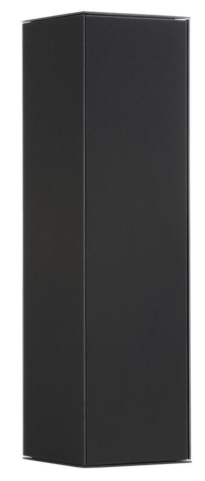 Fristi Hangkast 90 cm hoog – Zwart | Bermeo