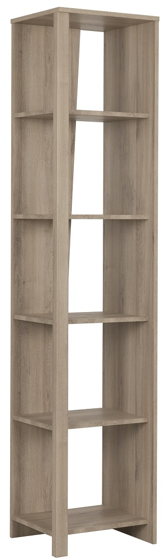 Open Boekenkast Ethan 199 cm hoog in kronberg eiken | Gamillo Furniture