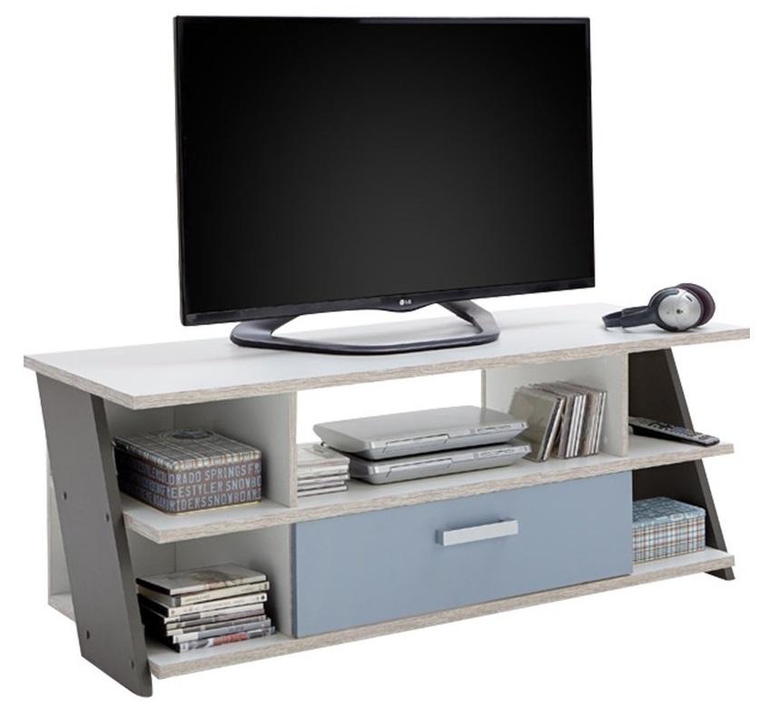 Tv-meubel Nona 135 cm breed – Zand eiken | FD Furniture