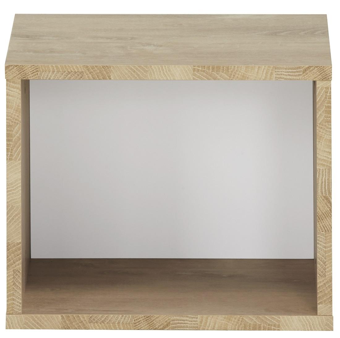 Wandrek Larvik 36 cm breed in eiken | Gamillo Furniture