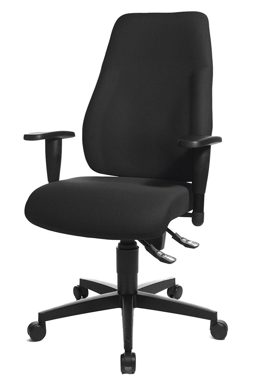 Bureaustoel Lady Sitness – in 4 kleuren   TopStar