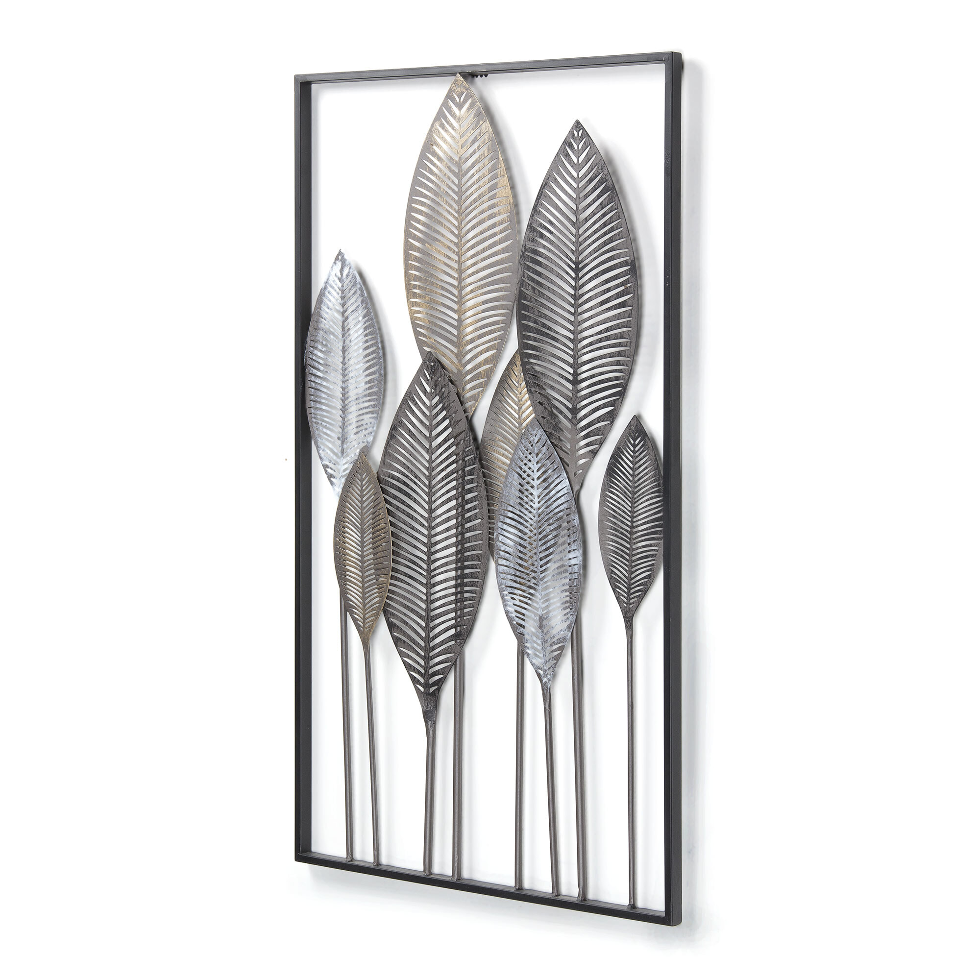 Kave Home Wandpaneel 'Leaves' 95 x 52cm | Kave Home