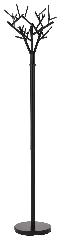 Staande kapstok Martis 180 cm hoog in zwart | Home Style