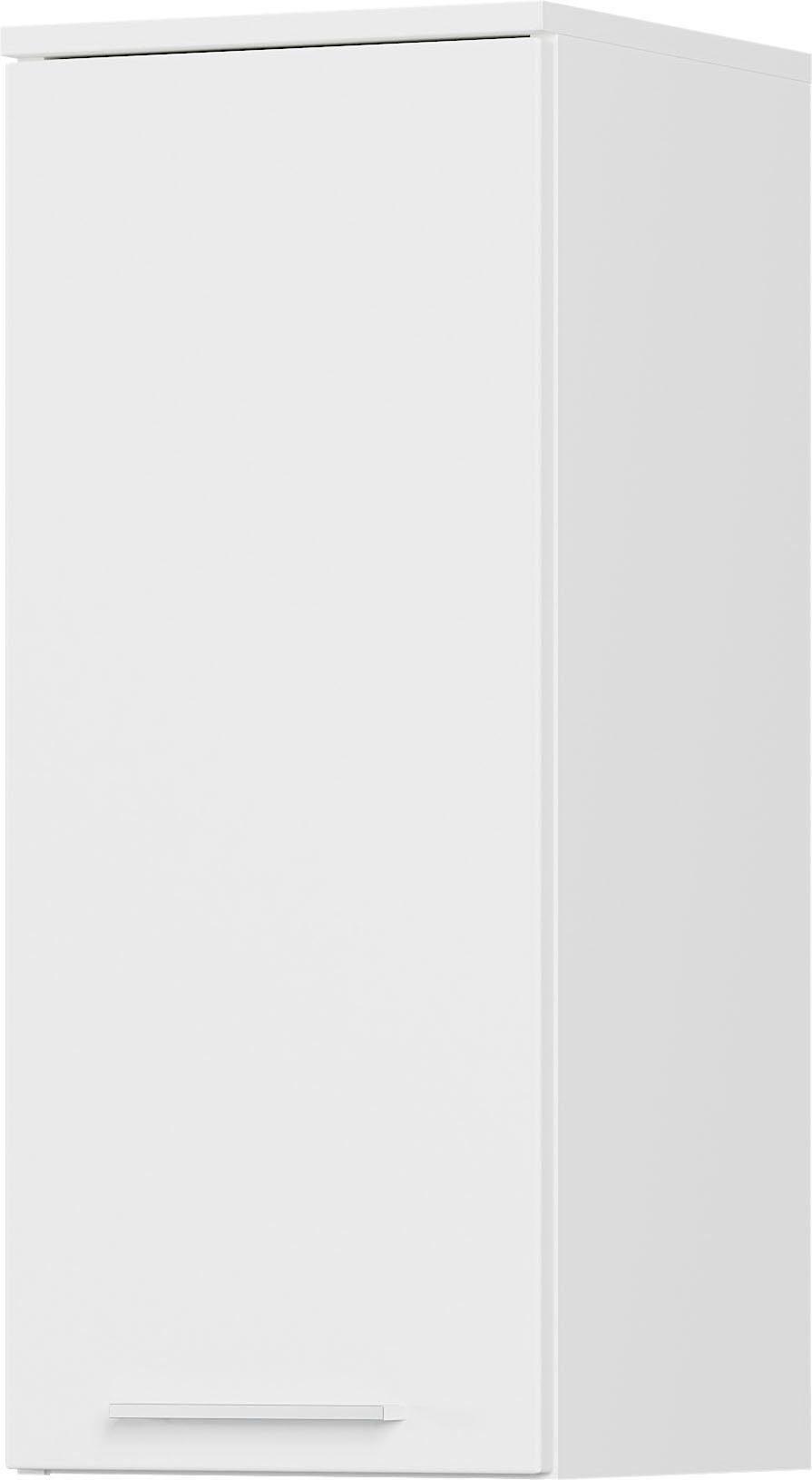 Badkamer hangkast Arvada 73 cm hoog in wit | Germania