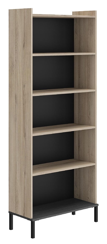 Boekenkast Castel 80 cm breed in kronberg eiken | Gamillo Furniture