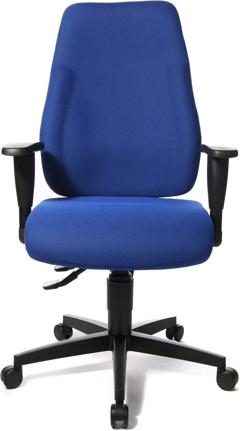 Bureaustoel Lady Sitness in blauw | TopStar