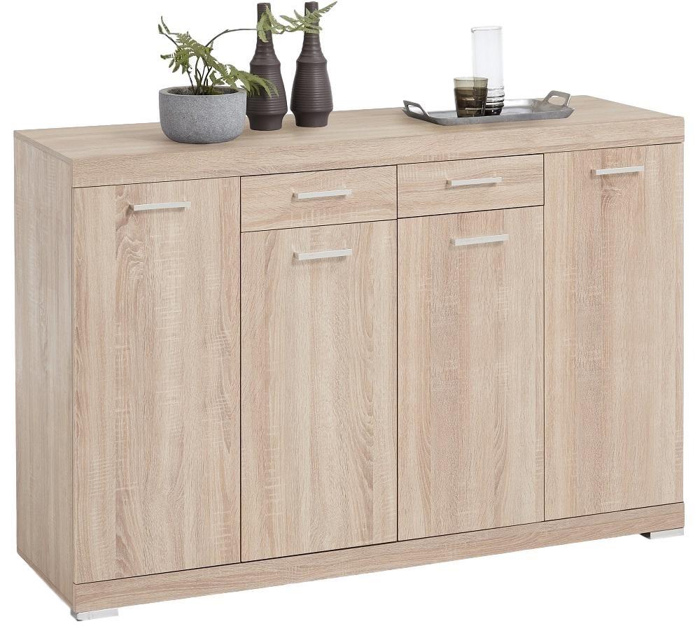 Dressoir Bristol 44 XL van 160 cm breed in eiken | FD Furniture