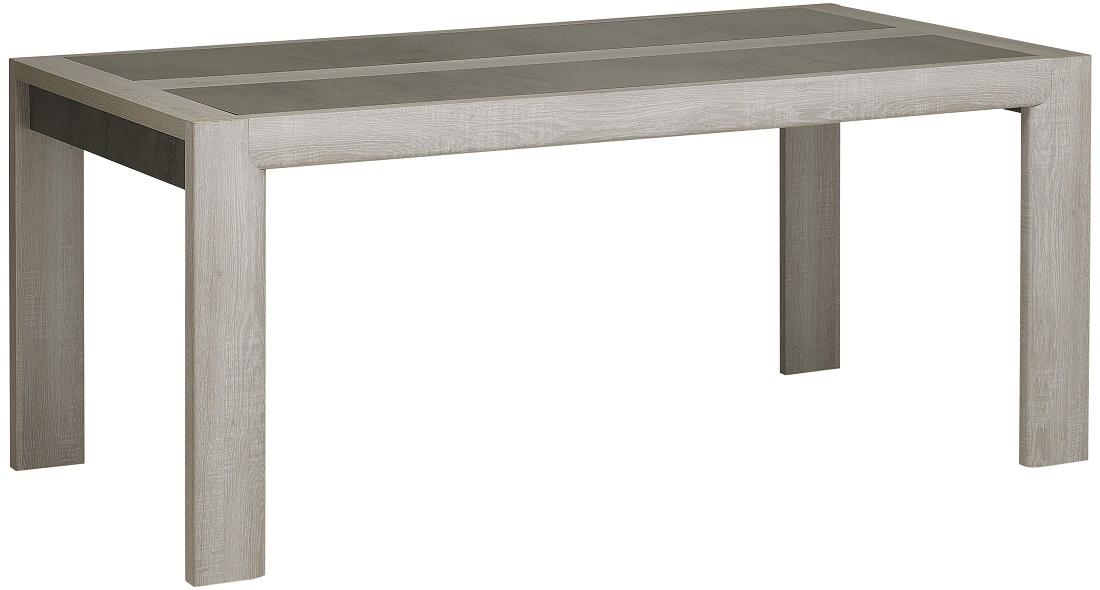 Eettafel Sandro 180 cm breed – Licht grijs eiken | Gamillo Furniture