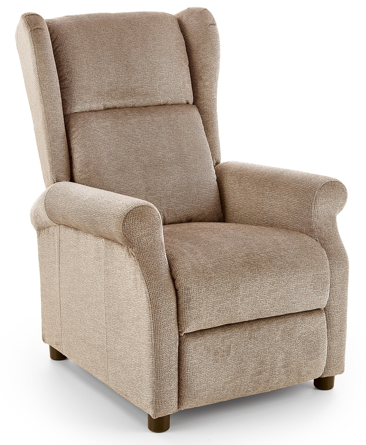 Fauteuil Agustin in beige | Home Style
