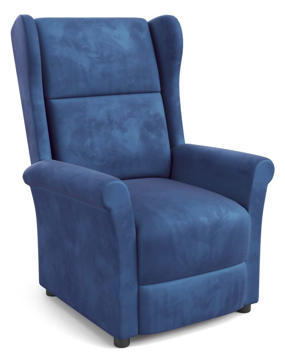 Fauteuil Agustin in blauw | Home Style