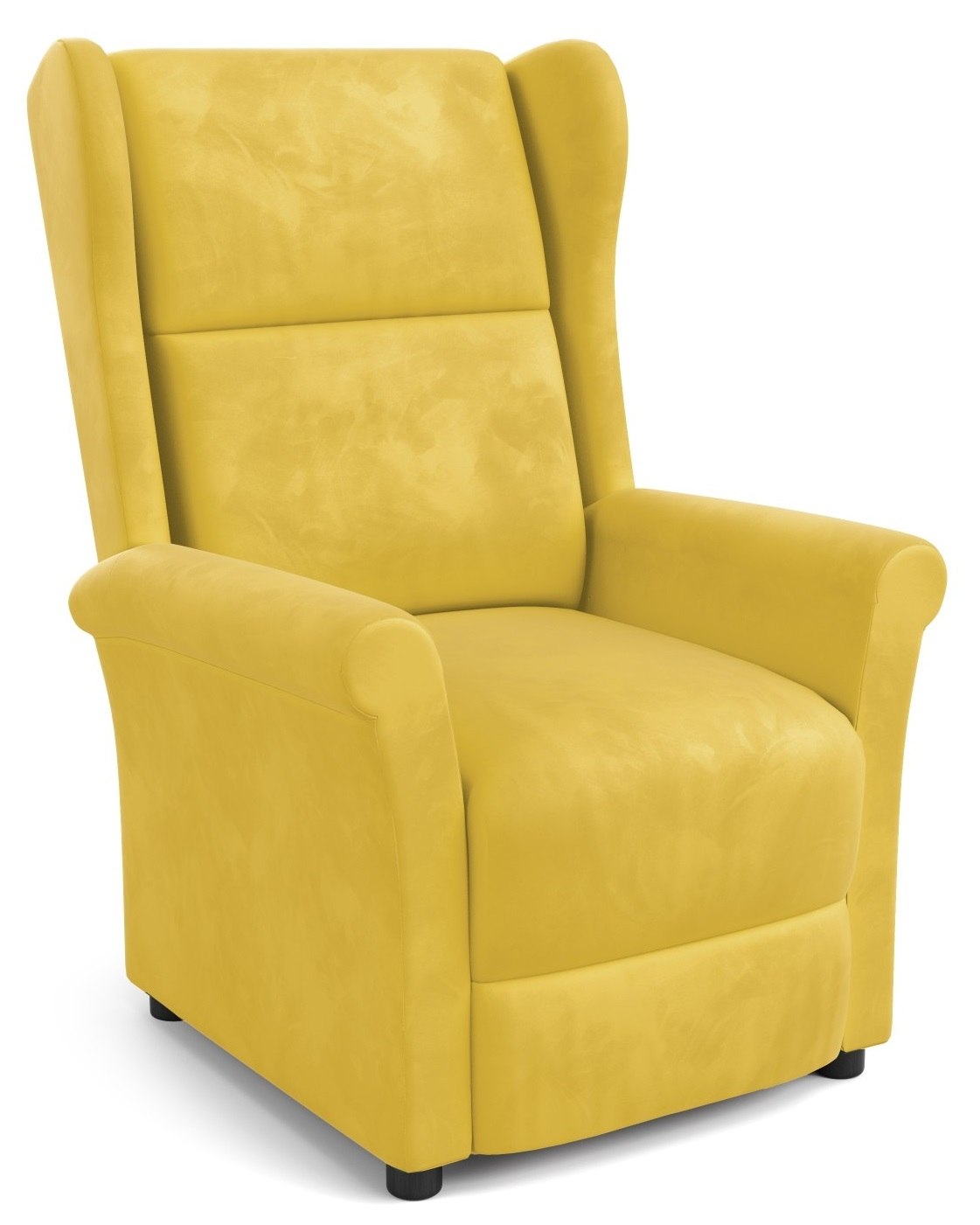 Fauteuil Agustin in geel | Home Style