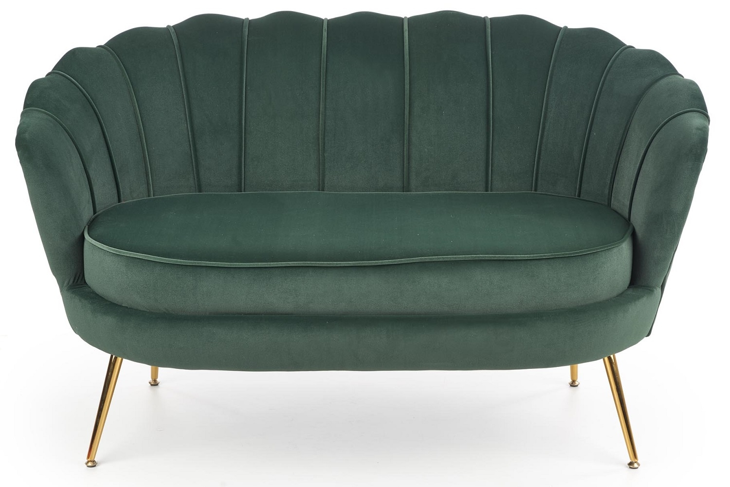 Fauteuil Amorinito 133 breed in groen | Home Style