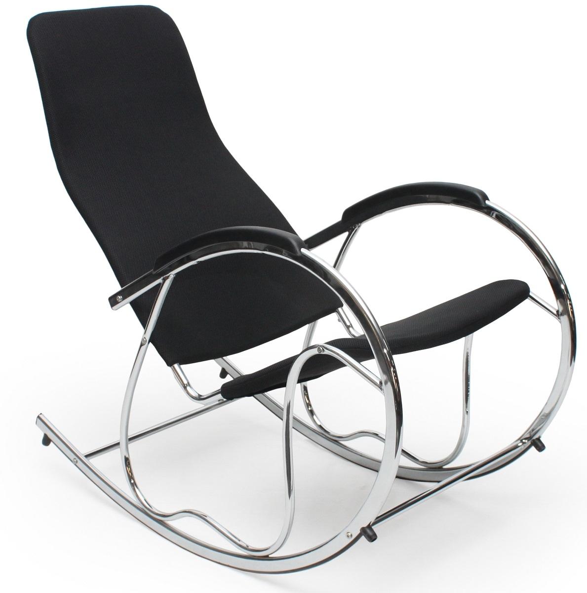 Fauteuil Ben 2 in zwart | Home Style