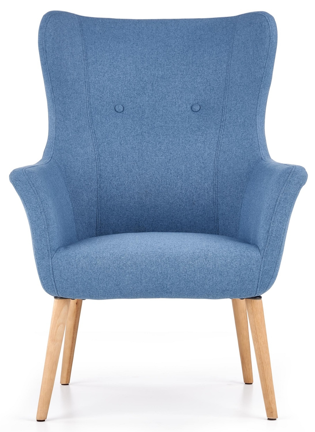 Fauteuil Cotto in blauw | Home Style