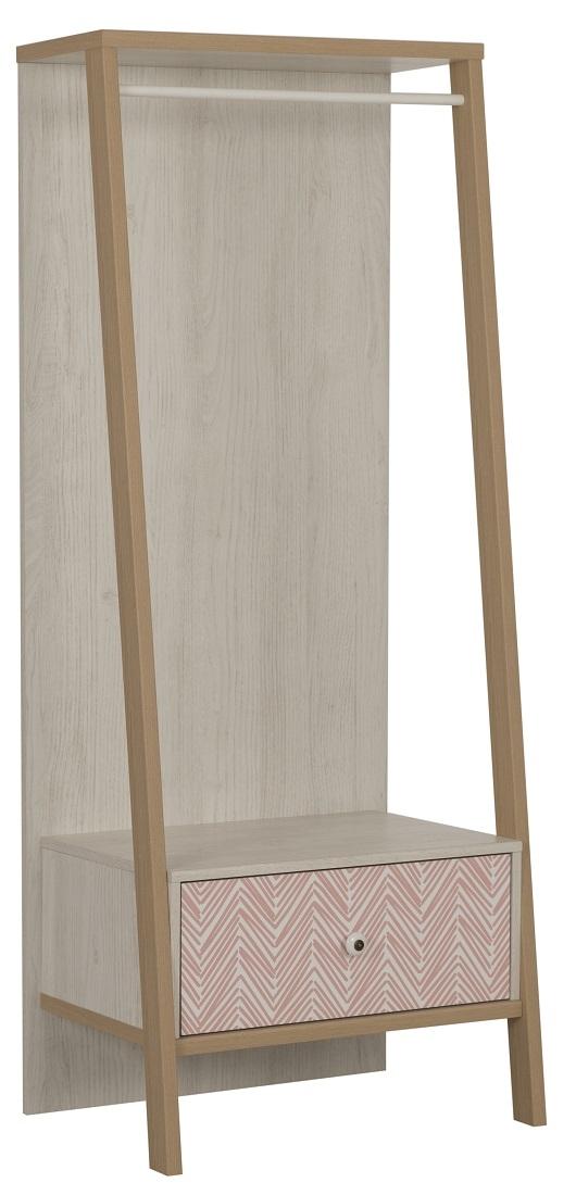 Halmeubelset Alika in wit kastanjehout | Gamillo Furniture