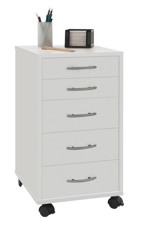 Ladeblok Freddy 64 cm hoog in wit | FD Furniture