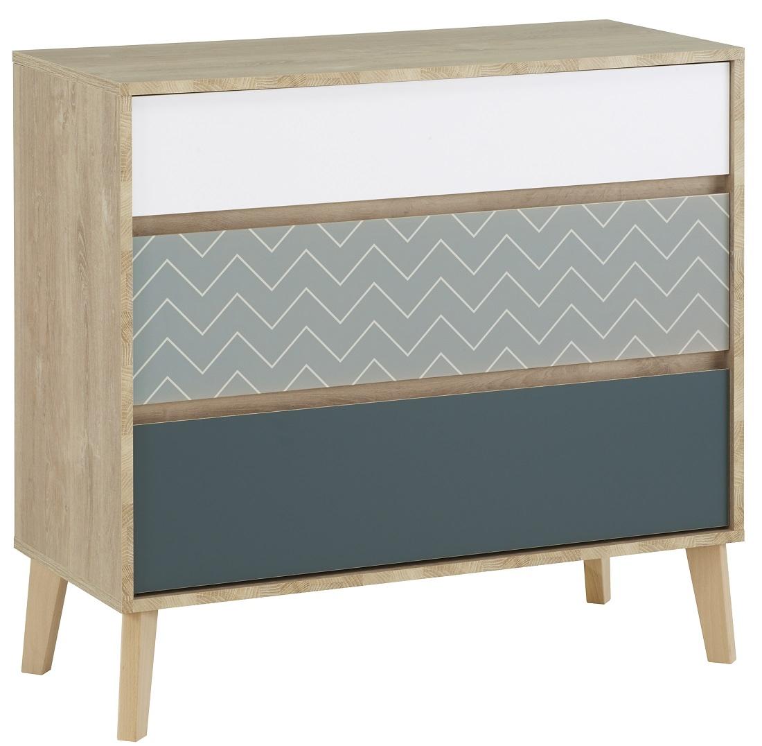 Ladekast Larvik van 86 cm hoog | Gamillo Furniture