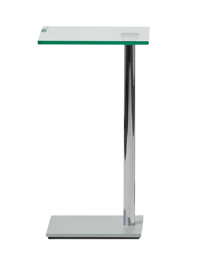 Laptoptafel Exxentrique Vierkant 50 cm hoog | Cascando