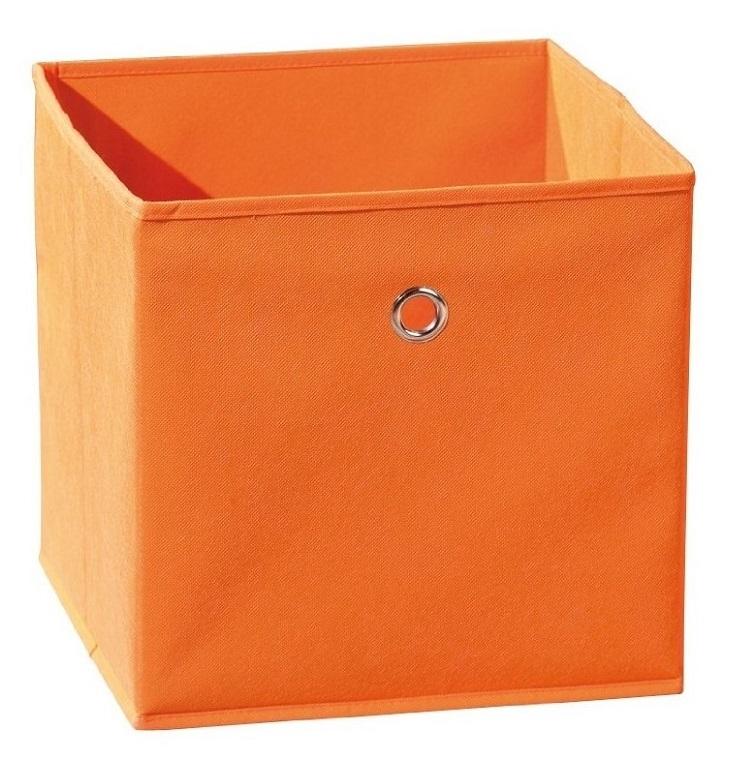 Opbergbox Mega in oranje | FD Furniture