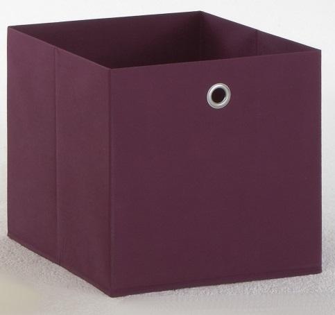 Opbergbox Mega in violet | FD Furniture