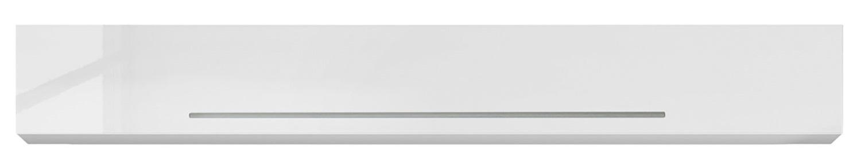 Hangkast Infinity 210 cm breed in hoogglans wit | Pesaro Mobilia