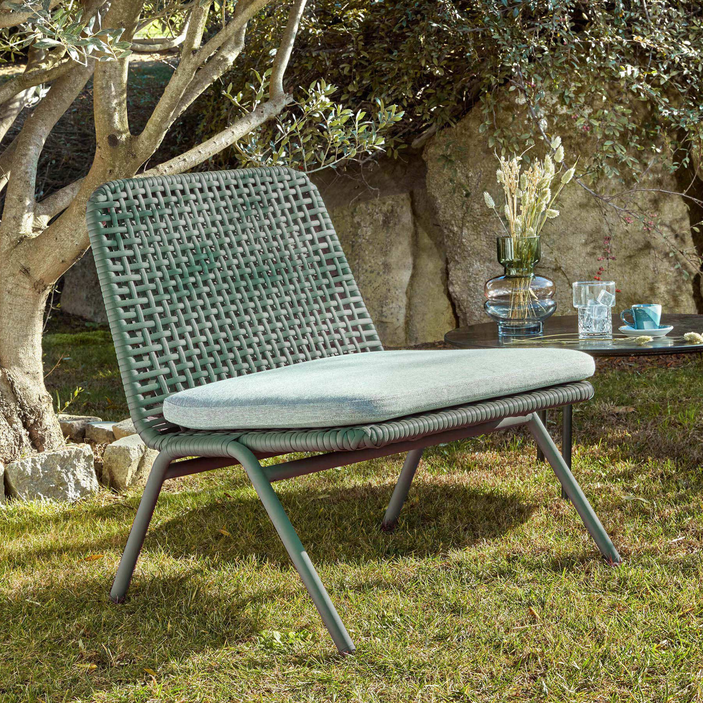 Kave Home Fauteuil 'Wivina', kleur Groen | Kave Home