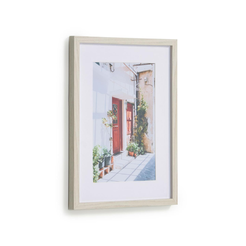 Kave Home Schilderij 'Leyla' Deur, 40 x 30cm | Kave Home